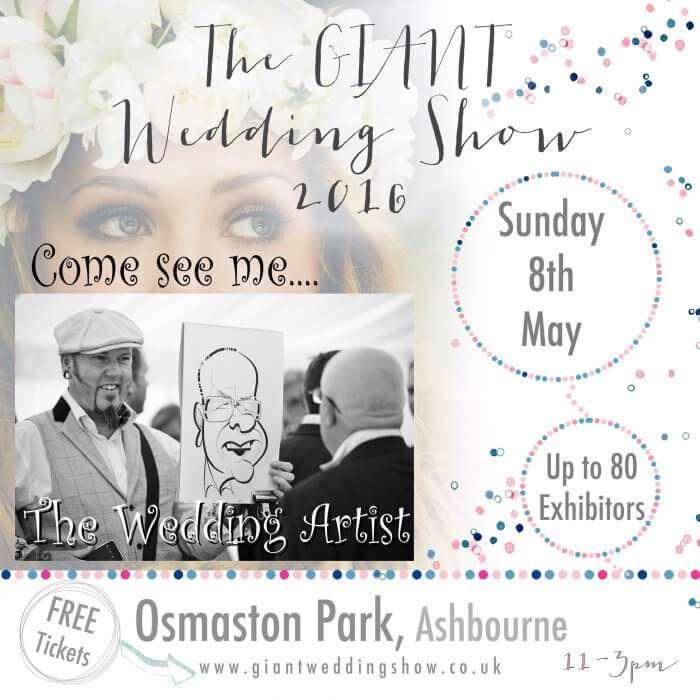Osmaston wedding show