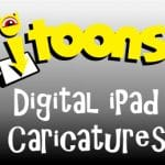 iToons caricatures